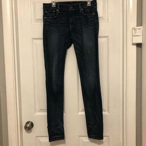 Ralph Lauren Tompkins Skinny Jeans - Size 30